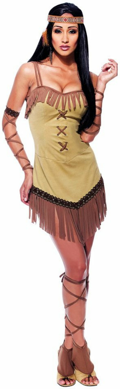 Native Maiden Adult Costume