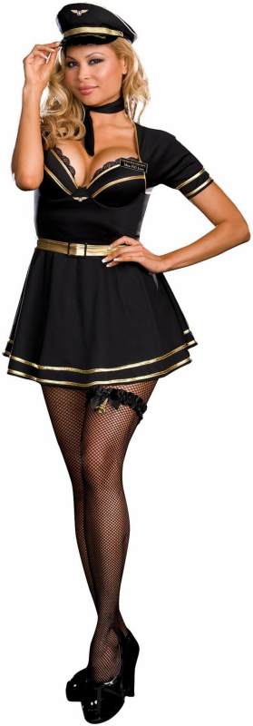 French Air Fifi Love Adult Costume