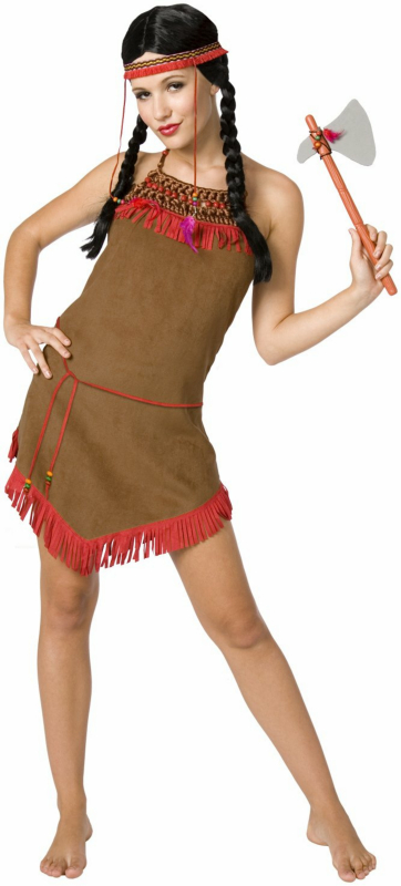 Indian Adult Costume
