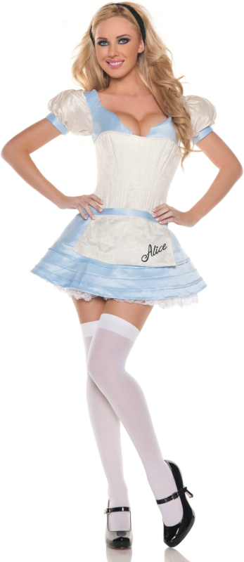 Lovely Alice Adult Costume