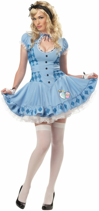 Sweet Alice Plus Adult Costume