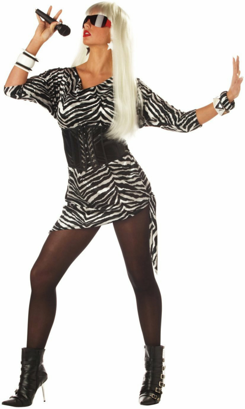 Video Vixen Adult Costume