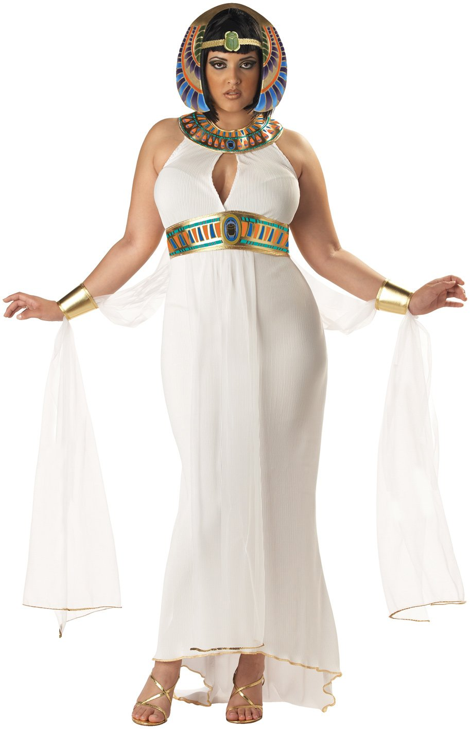Goddess Of The Nile Plus Adult Costume