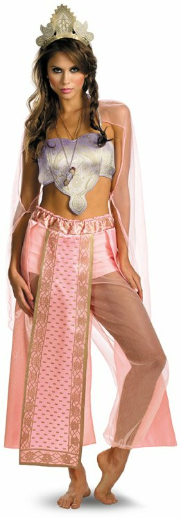 Prince Of Persia - Tamina Sexy Deluxe Adult Costume