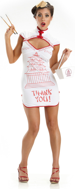 Chinese Takeout Adult Costume
