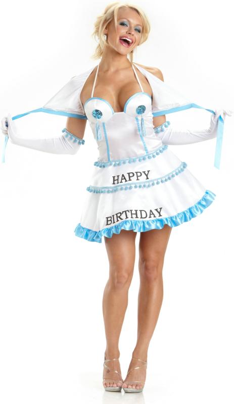 Sexy birthday surprise