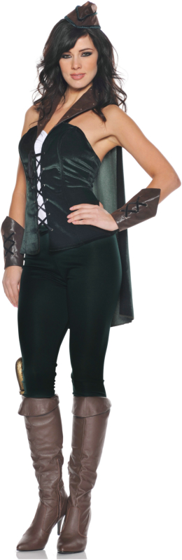 Ravishing Robin Hood Adult Costume