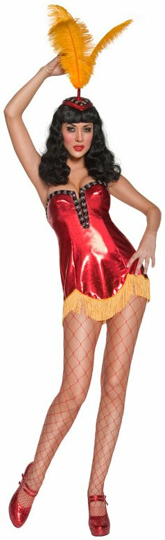 Tragic Trapeze Adult Circus Costume