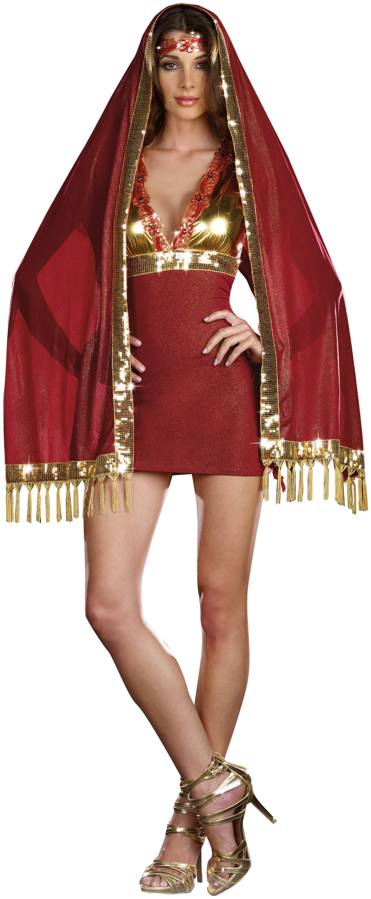 Bolly Ho Adult Costume
