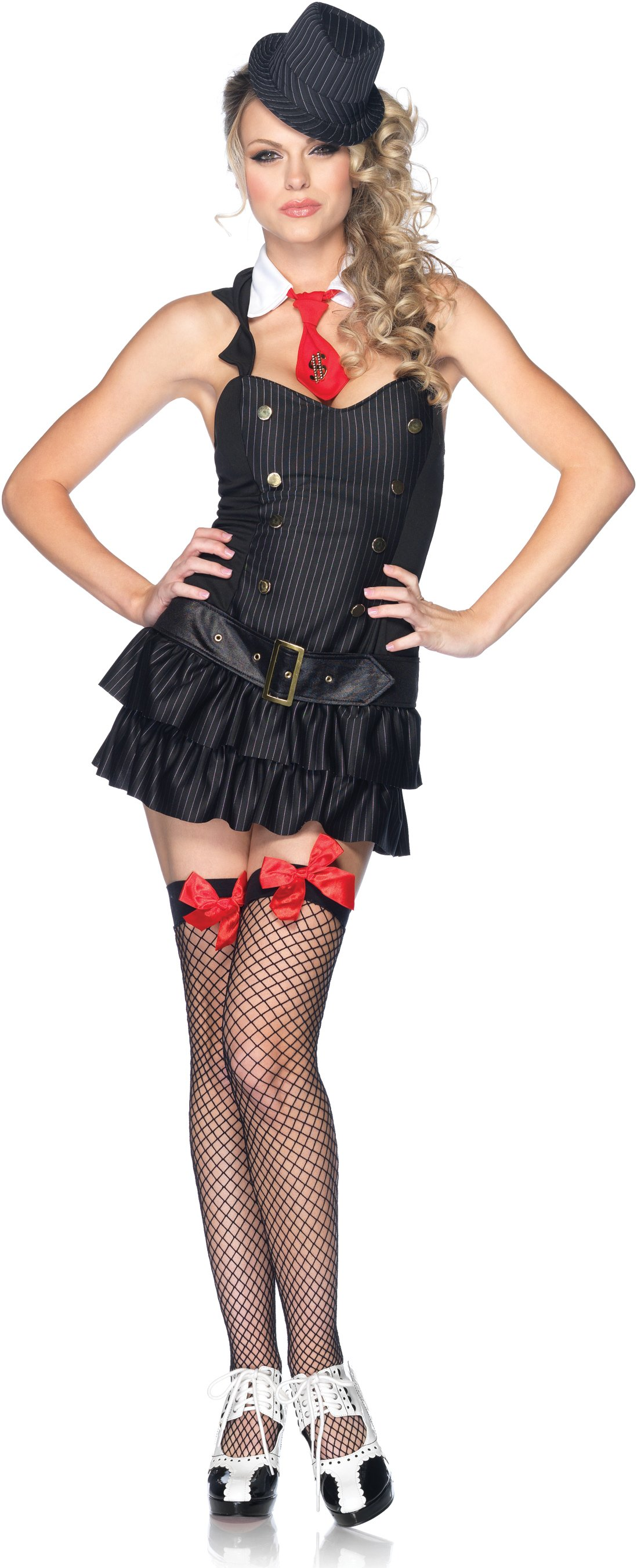 Mafia Princess Adult Costume