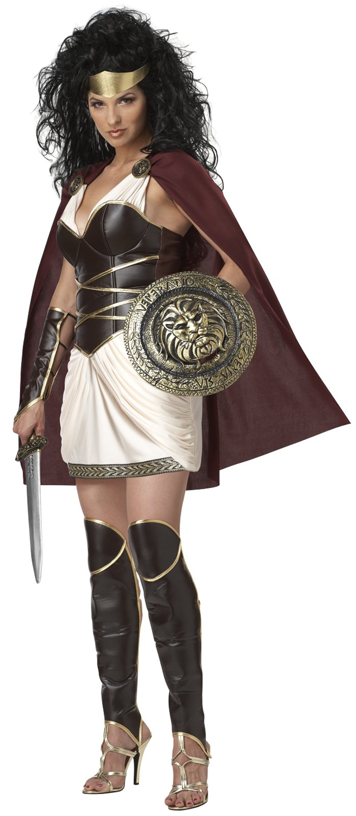 Warrior Queen Adult Costume