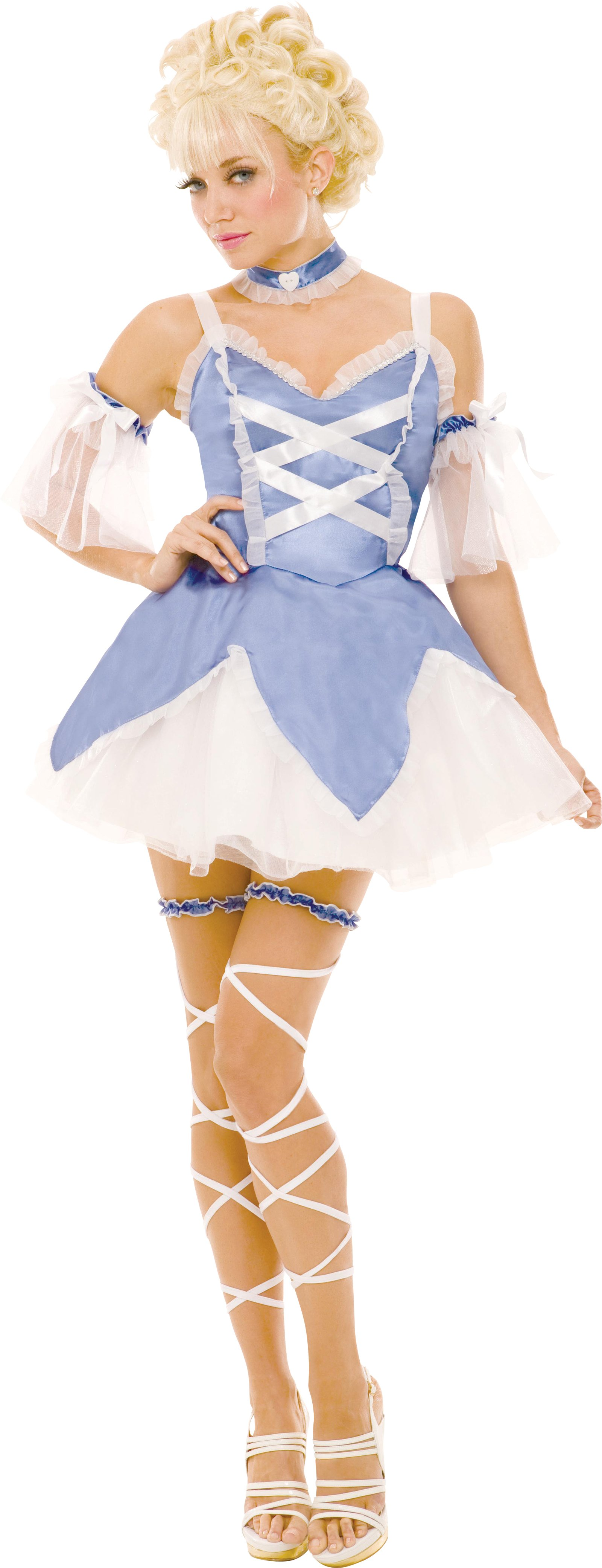 Wicked Neverland Darling Wendy Adult Costume