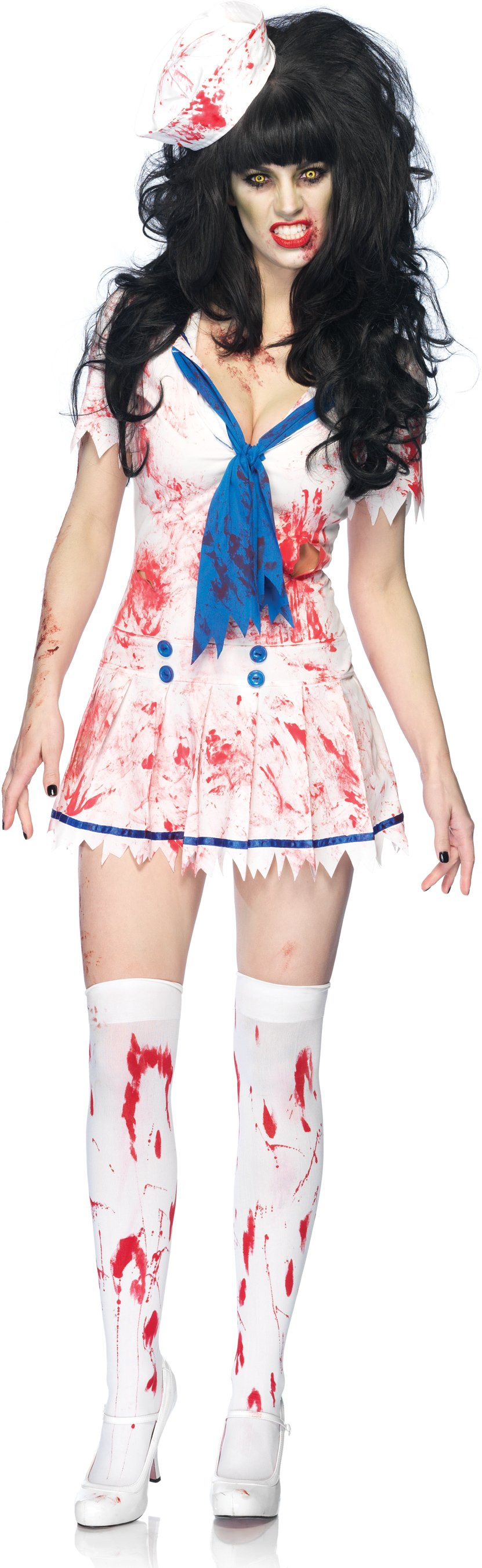 Decaying Sailor Debbie Adult Costume