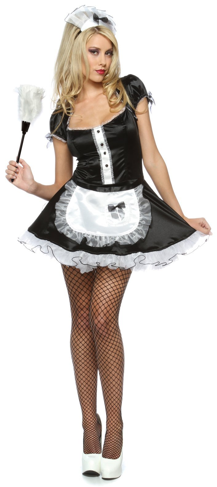 Maid For Love Adult Plus Costume