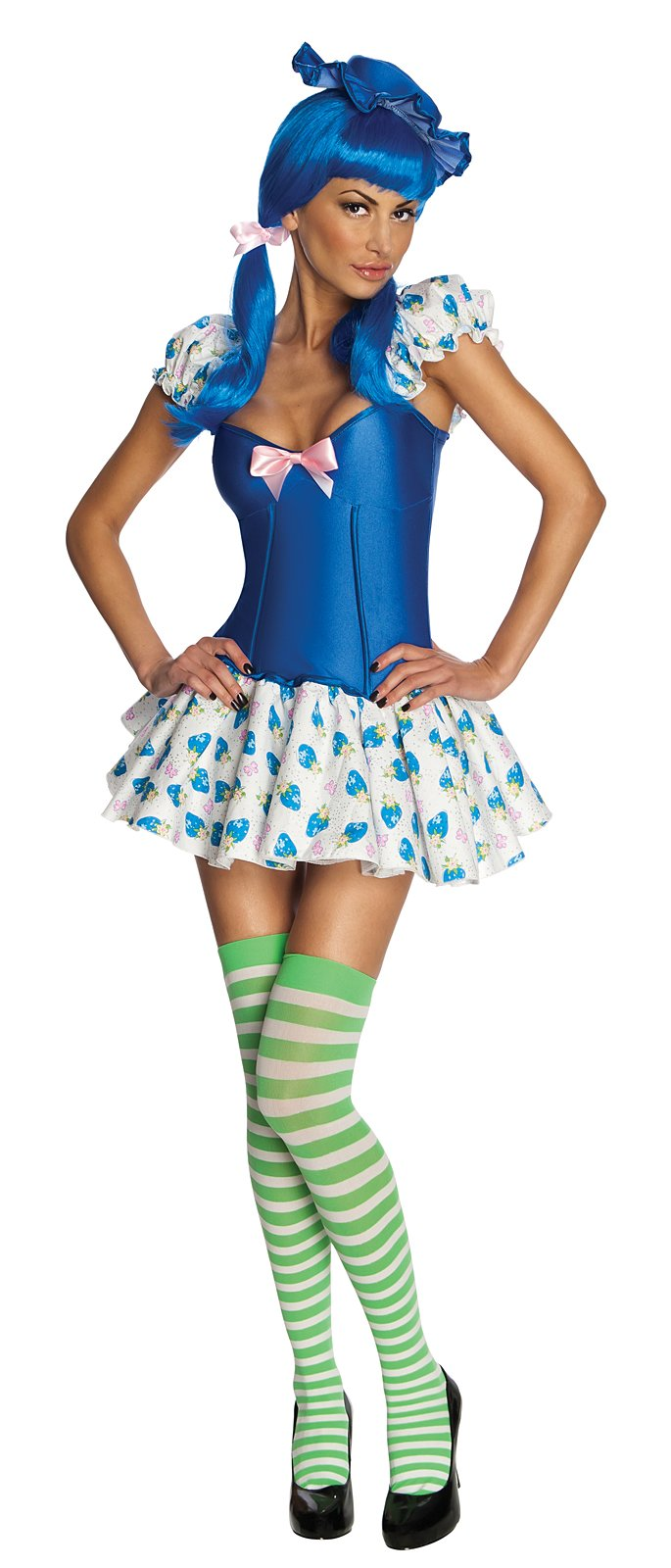 Strawberry Shortcake - Blueberry Muffin Adult Costume