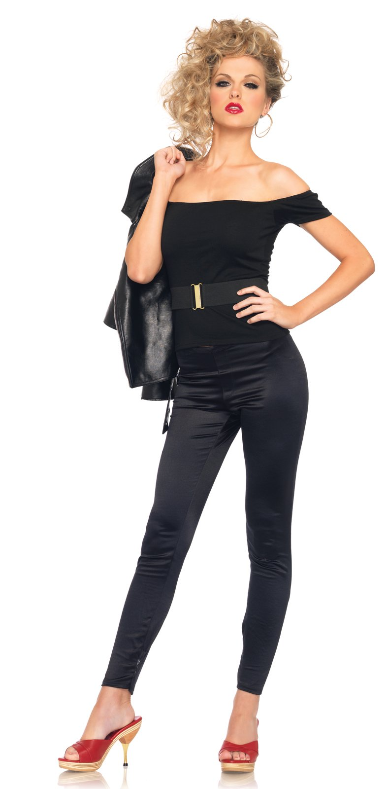 Grease Bad Sandy Outfit Adult Costume