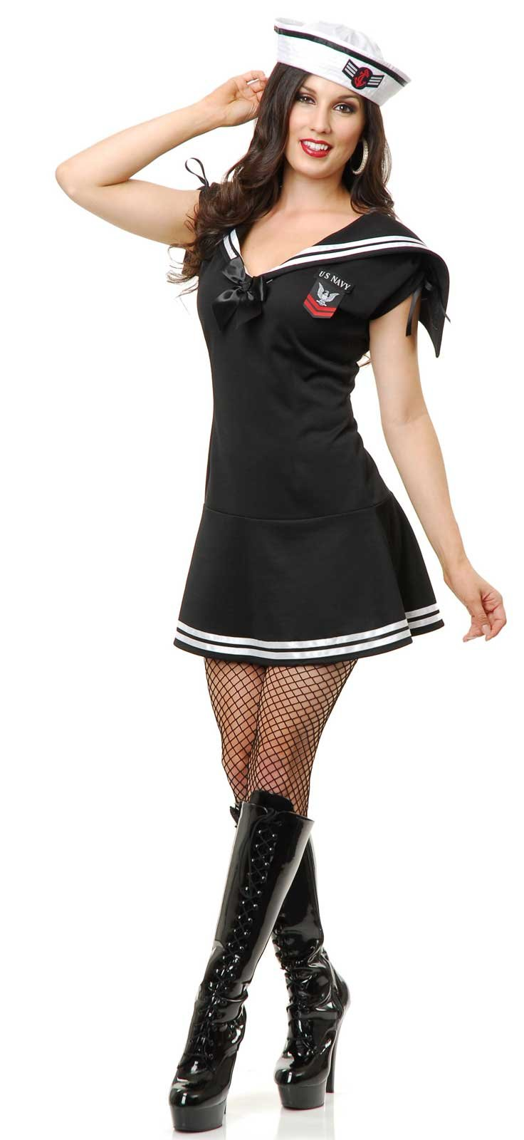 Sexy Sailor Gal Adult Costume