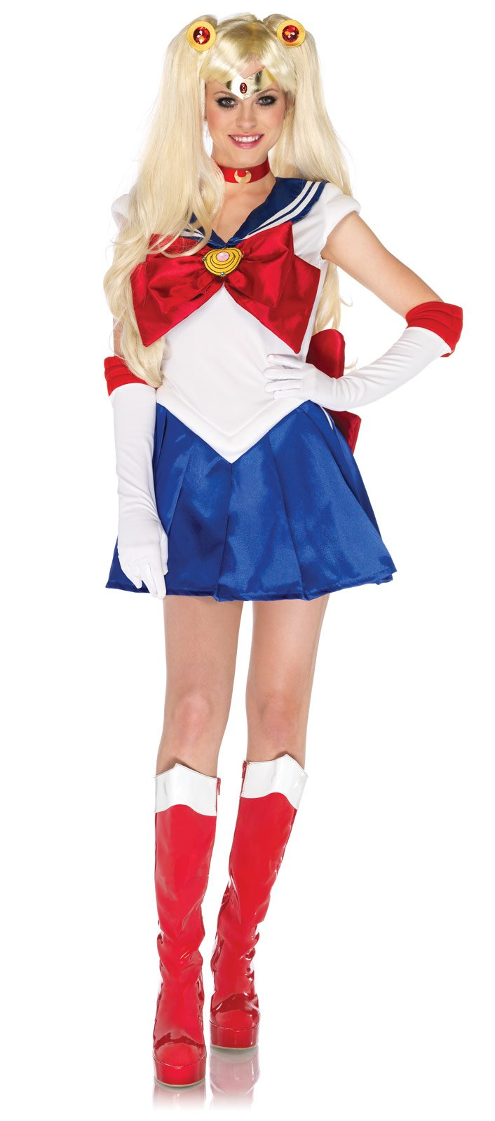 a58628d0511 Sailor Moon Adult Costume [Sexy Costumes, Sexy Couple Costu] - In ...