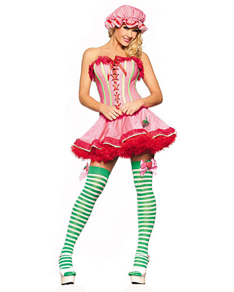 Adult Berry Cute Costume