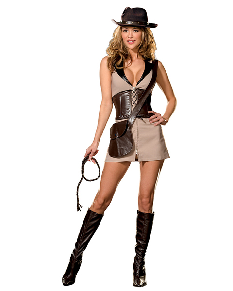 Treasure Hunter Costume for Adult