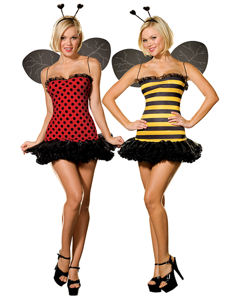 Reversible Buggin Out Costume Adult