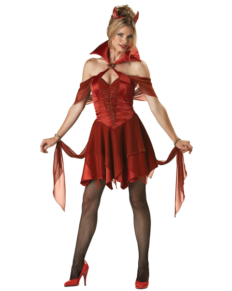 Premier Sizzlin Hot Costume For Adult