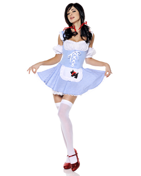Womens Sexy Dorothy Costume