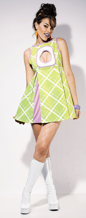 Appletini Mini Adult Costume