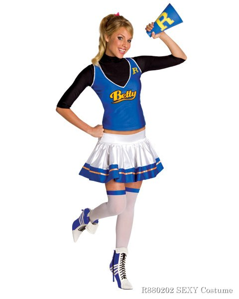 Womens Archie's Betty Sexy Costume