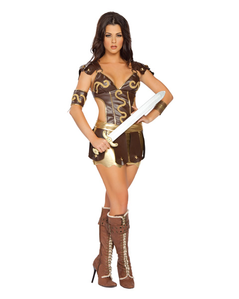 Fantasy Warrior Adult Sexy Costume
