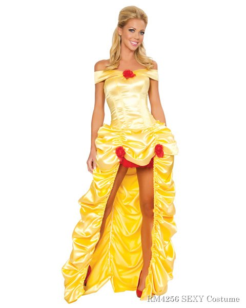 Sexy Deluxe Fairytale Princess Women's Costume
