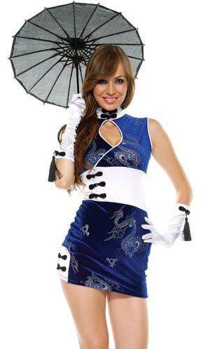 China Doll Costume