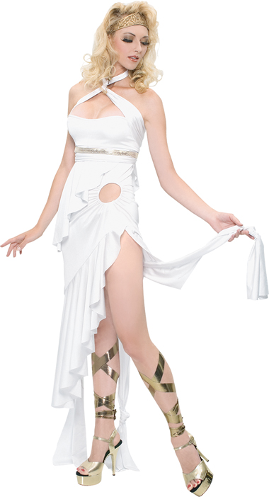 Aphrodite Adult Costume Large