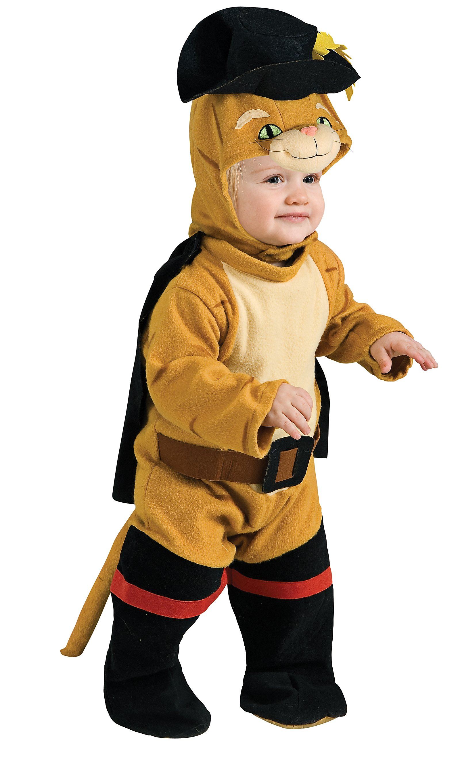Shrek - Puss in Boots Infant / Toddler Costume  sc 1 st  About Costume Shop Halloween Costumes For Adults and Kids Costume ... & Shrek - Puss in Boots Infant / Toddler Costume [Shrek - Childrenu0027s ...