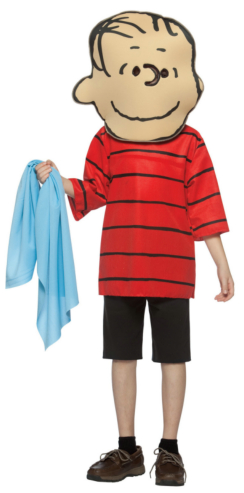 Peanuts Linus Child Costume