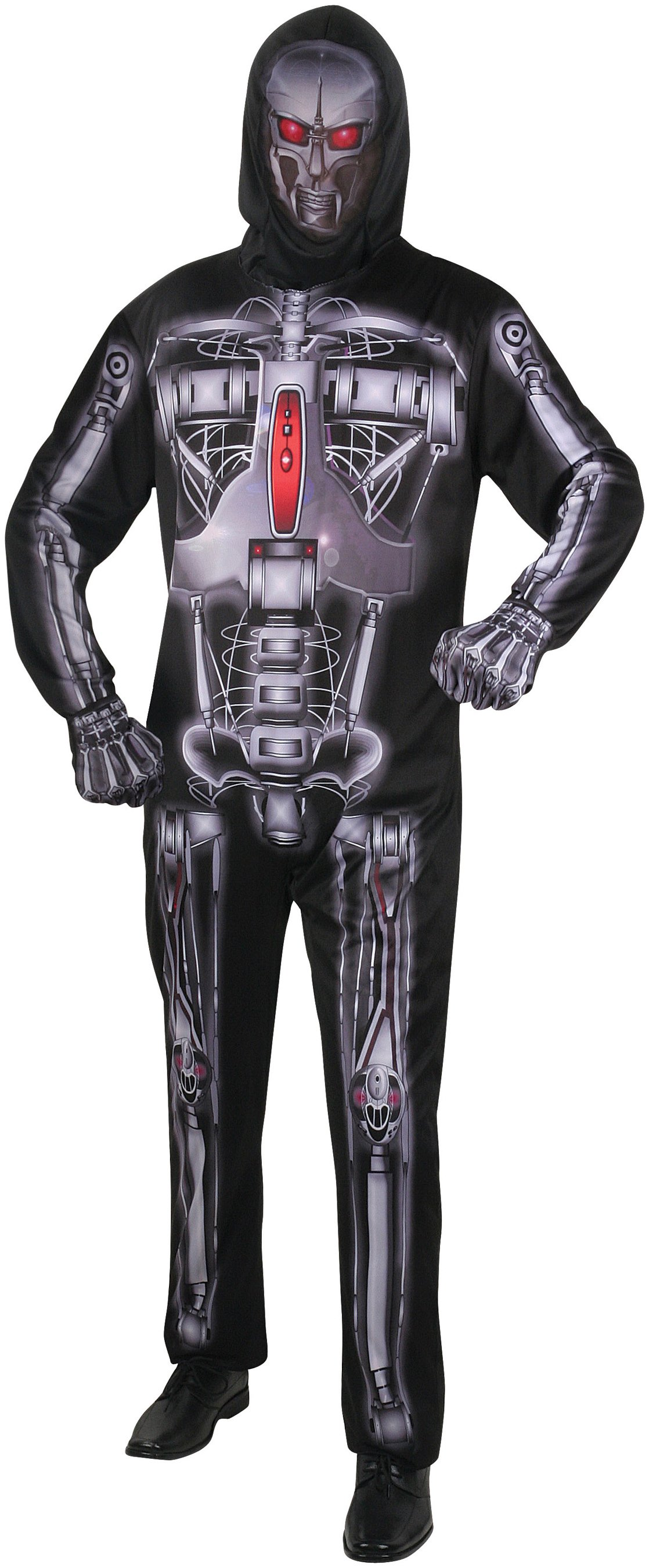 Robot Adult Costume