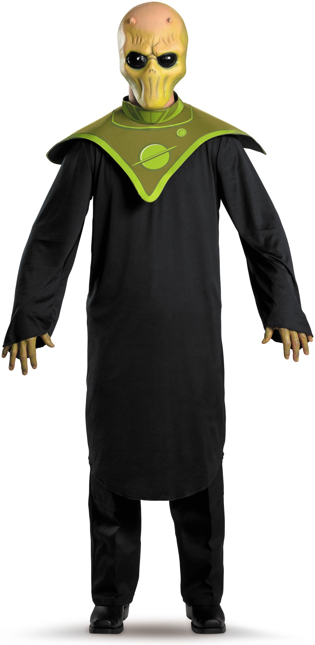 Alien Invasion Adult Costume