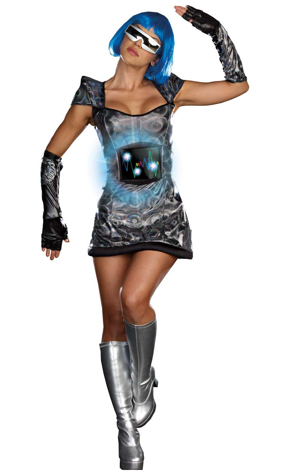 Planet Fabulous Adult Costume
