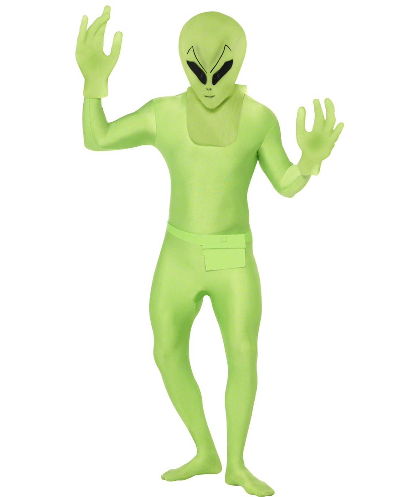 Alien Second Skin Suit Adult Costume
