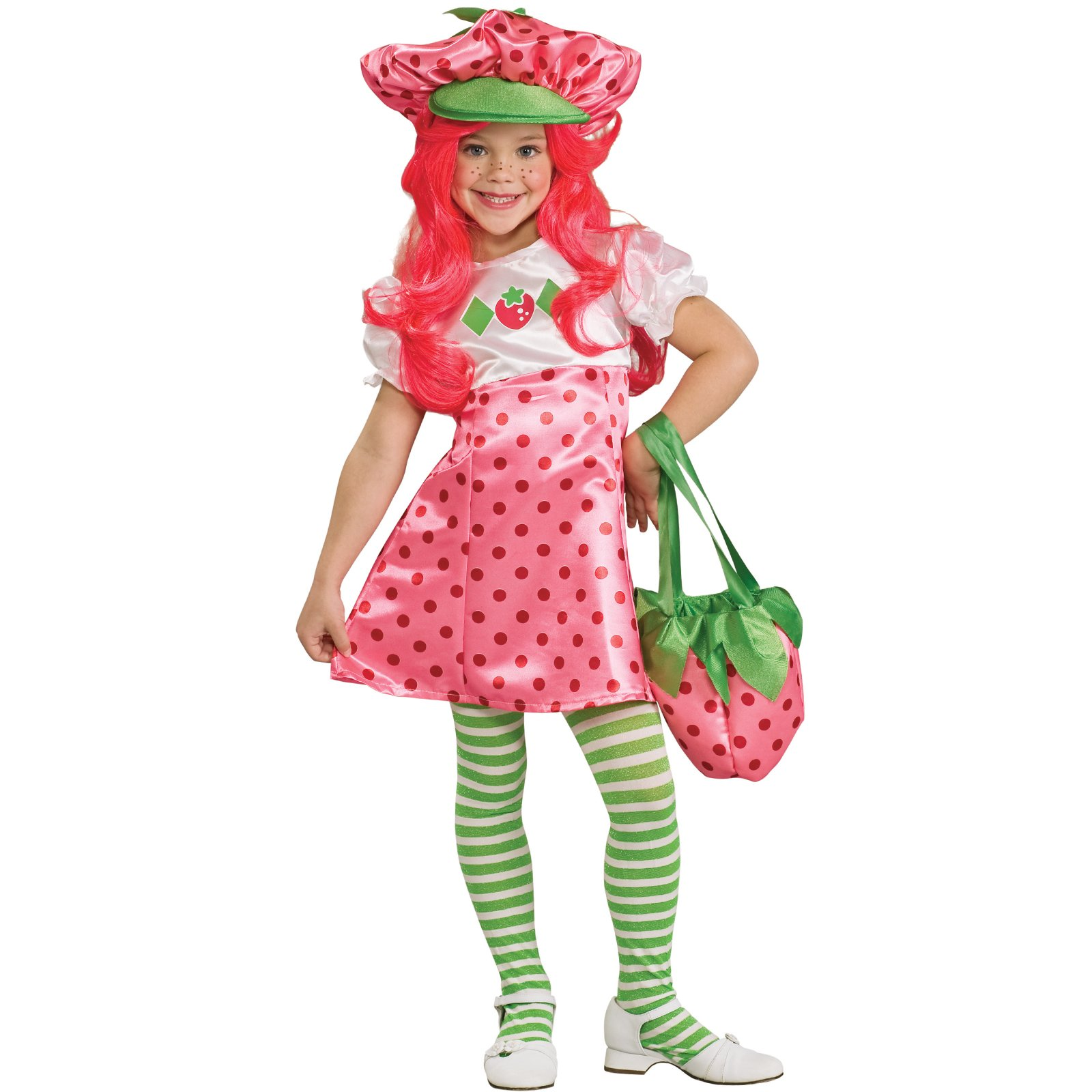 Strawberry Shortcake - Strawberry Shortcake Deluxe Toddler / Chi