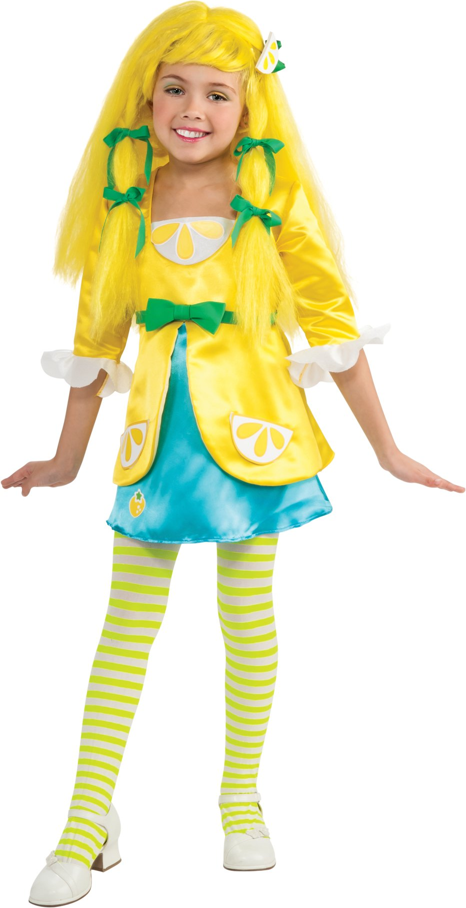 Strawberry Shortcake - Lemon Meringue Deluxe Toddler / Child Cos