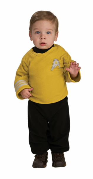 Little Kirk Infant/Toddler Costume