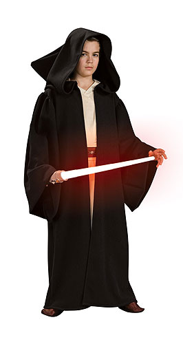 Hooded Child Sith Robe