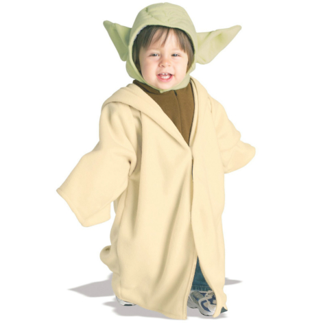 Star Wars Yoda Fleece Infant/Toddler Costume