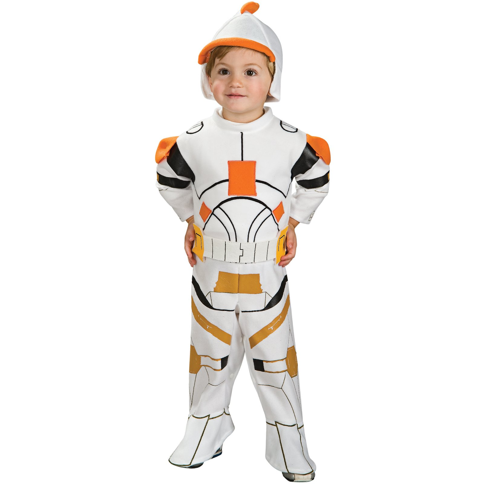 Star Wars Clone Wars Commander Cody Toddler Costume