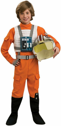 Star Wars X-Wing Fighter Pilot Child Costume
