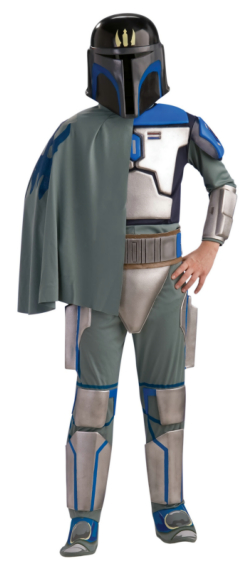 Star Wars Clone Wars Deluxe Pre Vizsla Trooper Child Costume