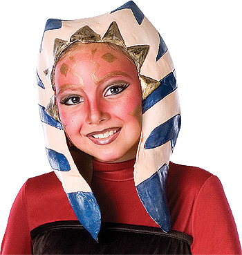 Child Ahsoka Headpiece