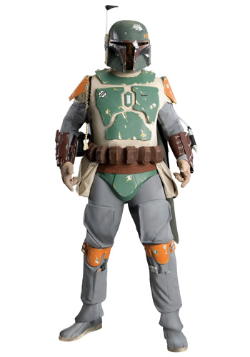 XL Supreme Edition Boba Fett Costume