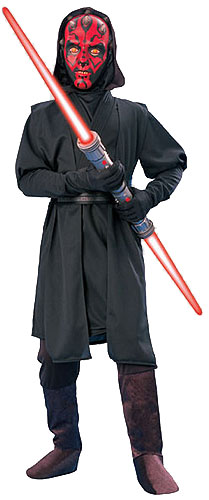 Large Child Deluxe Darth Maul Costume